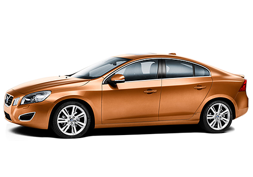Volvo S60 Front Angle Low Wide Exterior Picture