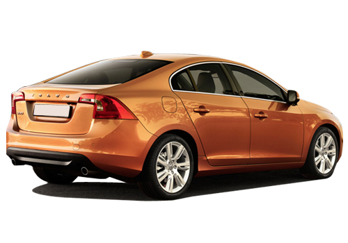 Volvo S60 Cross Side View Exterior Picture