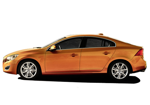 Volvo S60 Front Angle Side View Exterior Picture