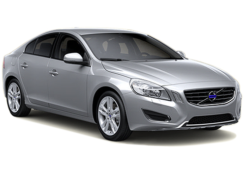 Volvo S60 Front Low Angle View Exterior Picture