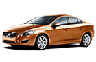 Volvo S60 Front Angle View Picture