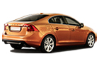 Volvo S60 Cross Side View Picture