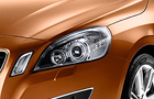 Volvo S60 Head Light Pictures