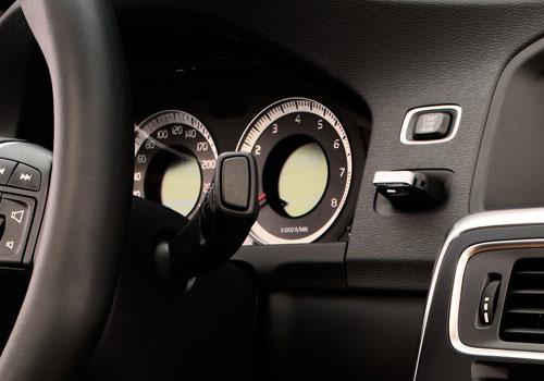 Volvo S60 Tachometer Picture