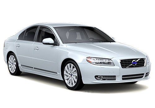 Volvo S80 Photos