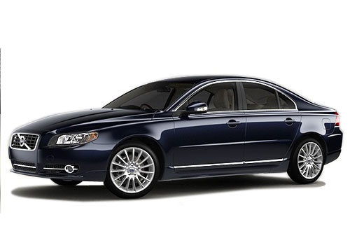 Volvo S80 Front Angle Low Wide Exterior Picture