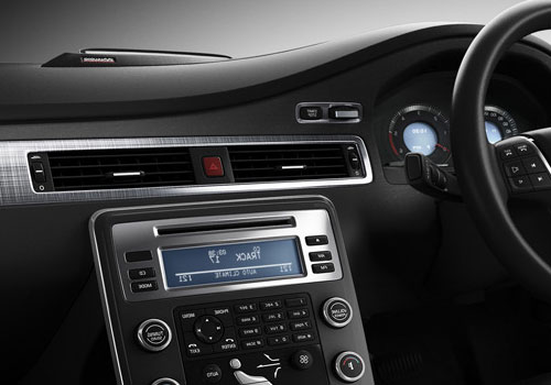 Volvo S80 Front AC Controls Interior Picture