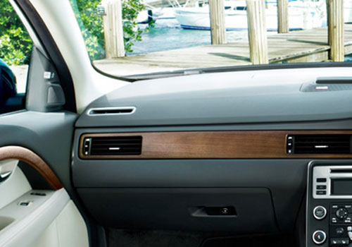 Volvo S80 Side AC Control Interior Picture