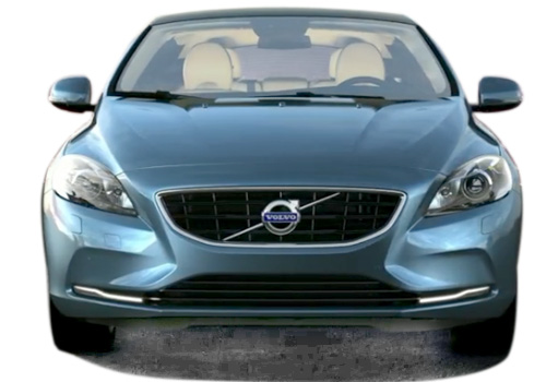 Volvo V40 Front View Exterior Picture