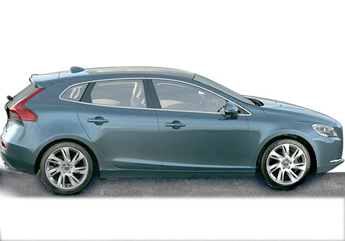 Volvo V40 Side Medium View Exterior Picture