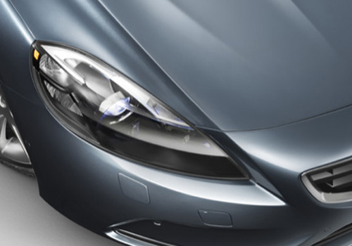 Volvo V40 Headlight Exterior Picture