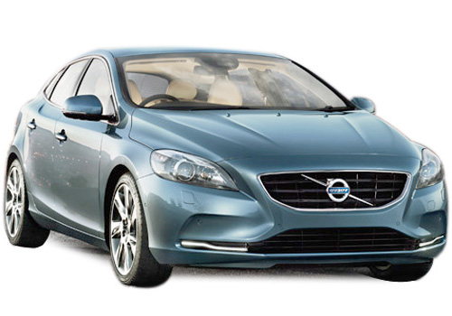 Volvo V40 Front Low Angle View Exterior Picture