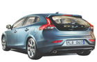 Volvo V40 Cross Side View Picture