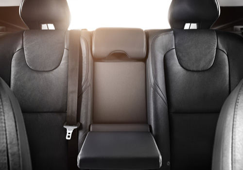 Volvo V40 Cross Country Rear Seat Picture