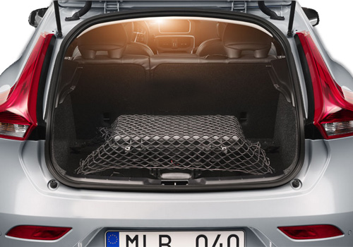 Volvo V40 Boot Open Closer View Interior Picture