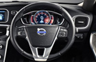 Volvo V40 Steering Wheel Picture