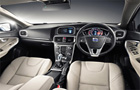 Volvo V40 Dashboard Cabin Picture