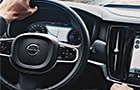 Volvo V90 Cross Country Steering Wheel Picture