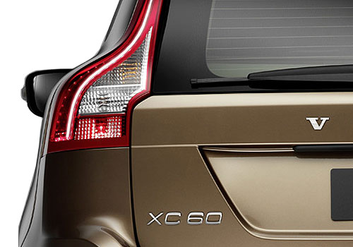 Volvo XC60 Tail Light Exterior Picture