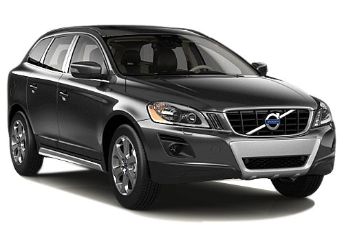 Volvo XC60 Front Low Angle View Exterior Picture