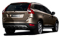 Volvo XC60 Rear Angle View