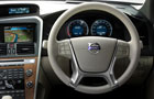 Volvo XC60 Steering Wheel Picture