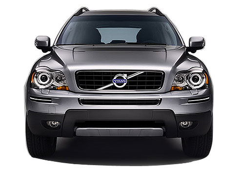 Volvo XC90 Front View Picture