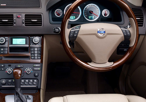 Volvo XC 90 Steering Wheel Picture