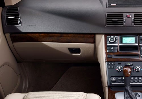 Volvo XC90 Side AC Control Interior Picture