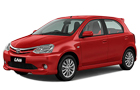 Toyota shoots for selling 100,000 Toyota Etios in 2012