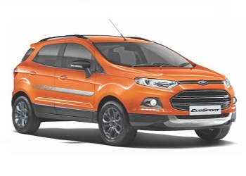 Ford Launches EcoSport Signature Edition in India