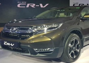 Honda Launches CR-V With The Starting Price of Rs. 28.15 lakh