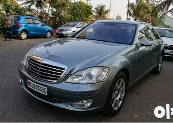Amitabh Bachchan's Used Mercedes-Benz S-Class Priced Rs. 9.99 lakh At OLX
