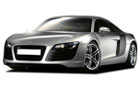 Audi R8 LMX developed with laser headlamps