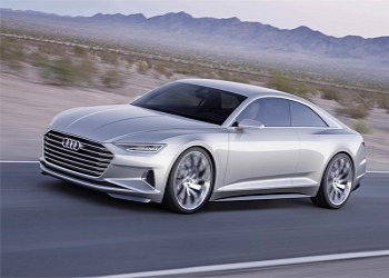 Audi To Launch Two Door Coupe Against BMW 8-Series