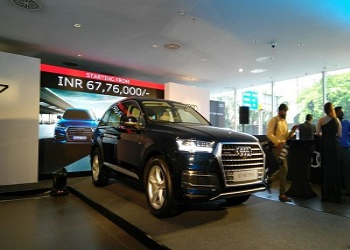 Audi Q7 40 TFSI Launched With Price Tag of Rs. 67.76 Lakh (Ex-showroom)