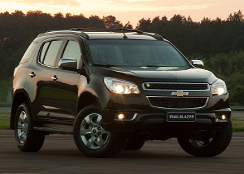 Features of facelift Chevrolet Trailblazer unleashed