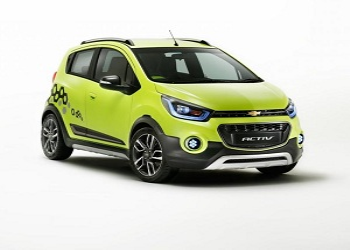 Generation next Chevrolet Beat to debut in early 2017