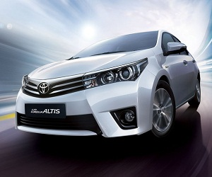 Toyota launches Corolla Altis Limited Edition, priced at Rs. 14.86 lakhs