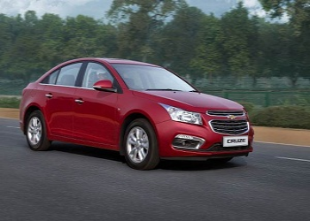 Chevrolet Cruze 2016 launched with starting price of Rs. 14.68 lakh (ex-showroom price)