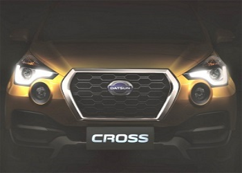 Datsun To Unveil Cross On January 18, 2018