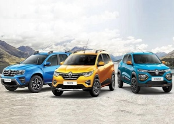Discount Of Up To Rs 75,000 On Kwid, Duster And Triber By Renault