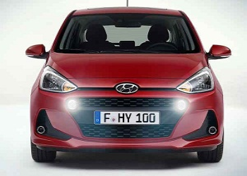 Hyundai Grand i10 Facelift Launched with Price Tag of Rs. 4.58 lakh