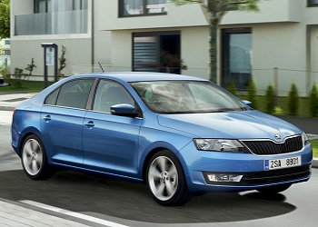 Skoda Commences Bookings of Facelift Rapid @ Rs. 25,000