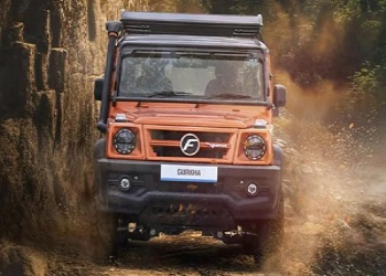 Websites Flooded With Images of 2021 Force Gurkha Before Its Launch