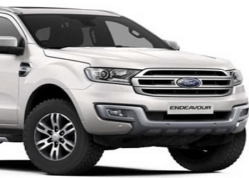 Ford To Launch Endeavour 2019 On February 22, 2019
