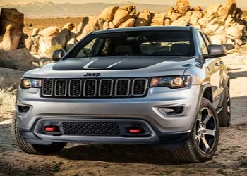 Jeep to Launch Grand Cherokee Trailhawk in December