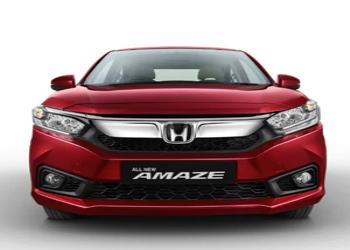Honda Amaze 2020 To Undergo Major Changes