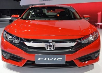 India Bound Generation Next Civic Sedan Revealed by Honda Motors