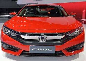 India Bound Generation Next Civic Sedan Revealed by Honda Motors